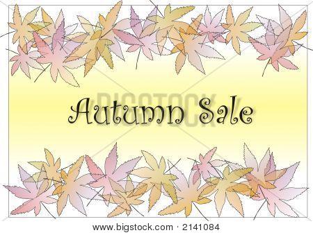 Pastle Leaves Autumn