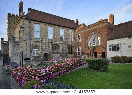 Guild Hall, Abingdon