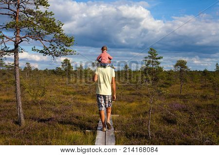Walk With Dad