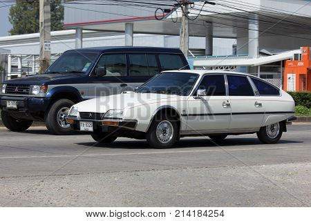 Private Old Car, Citroen Cx Prestige