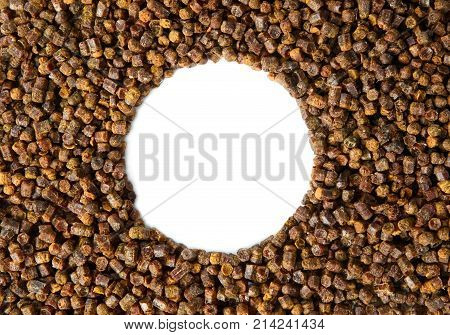 Propolis Granules, Bee Product, Frame Composition