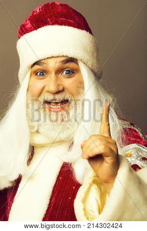 Santa Got Idea