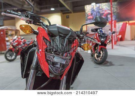Kawasaki Z On Display