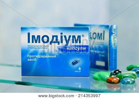 Imodium, To Treat Diarrhea