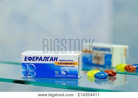 Efferalgan With Vitamin C, Box Of 10 Tablets