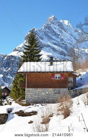 Braunwald village, Switzerland