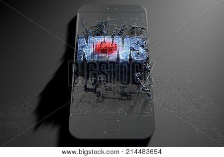 Fake News Cloner Smartphone