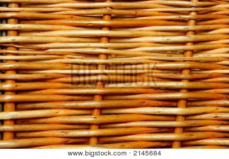 Wicker Close-Up