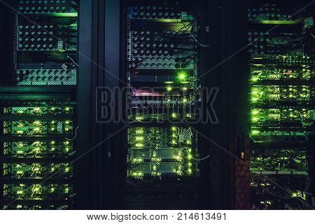 Data Centre Interface