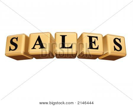 Sales Isolated