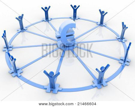 Bussiness networking concept