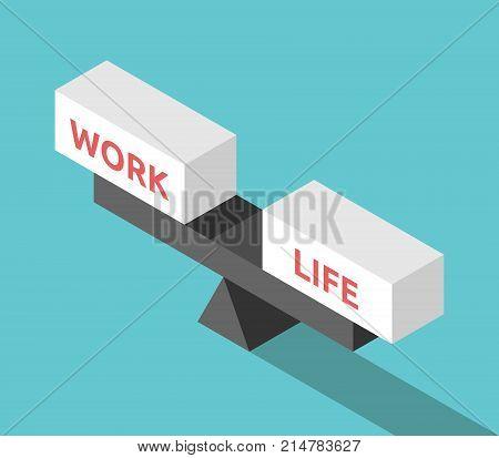 Isometric Work Life Balance