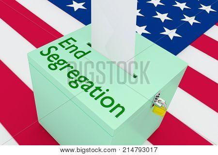 End Segregation Concept