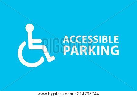 Disabled Wheel Chair Symbol