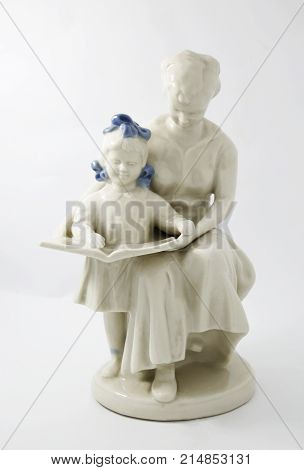 Ceramic Statuette Photo