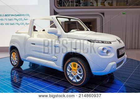 Citroen E-mehari Electric Off-road Compact Suv Car
