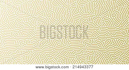 Christmas holiday golden pattern background template for greeting card design. Vector gold abstract pattern for Christmas or New Year winter holiday white wrapper seamless shiny golden background