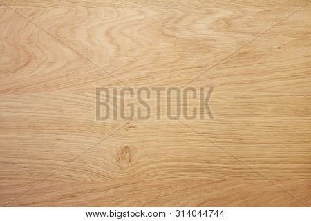 Natural oak texture with beautiful wood grain used as background