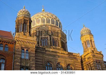 Synagogue in Berlin