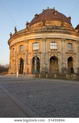 The Bodemuseum in Berlin