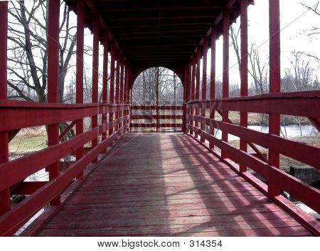Rustic Covered Bridge