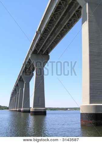 Thomas Johnson Bridge Solomons Maryland