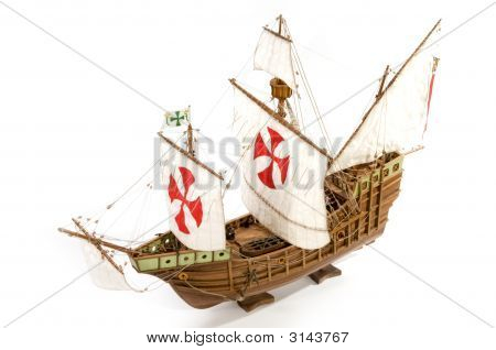 Boat Columbus