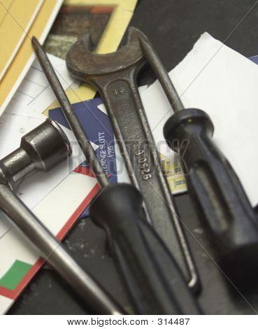 Mess In Workshop