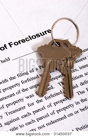 Foreclosure Form & Housekeys