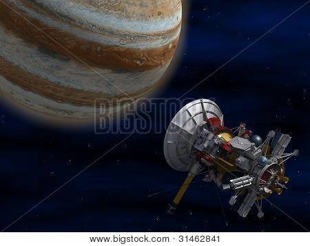 Spacecraft.