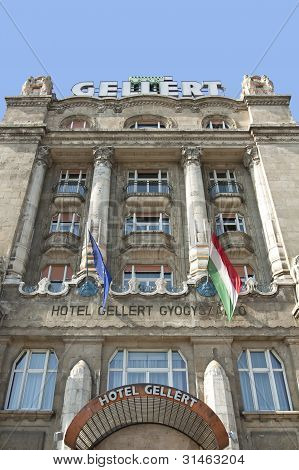 Gellert Hotel And Thermal Spa