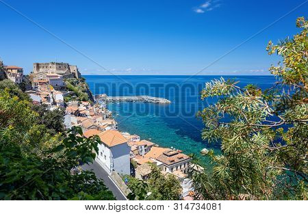 Scilla A Town In Calabria, Italy, Part Of The Metropolitan City Of Reggio Calabria. It Is The Tradit