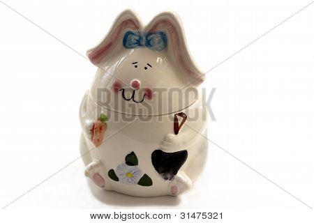Fat rabbit container