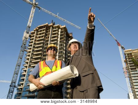 Contractor And Foreman