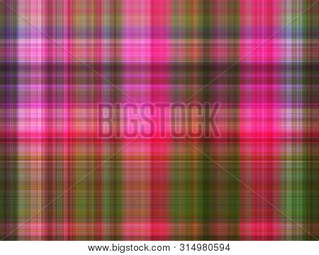 Pink Green Squre Abstract Background For Digital Use