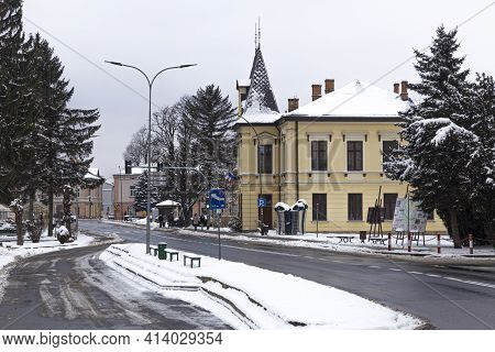 29.12.2019  Town Lesko, Called