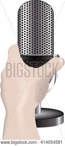 Hand Lifting Microphone Hand Lifting Microphone Hand Lifting Microphone Hand Lifting Microphone