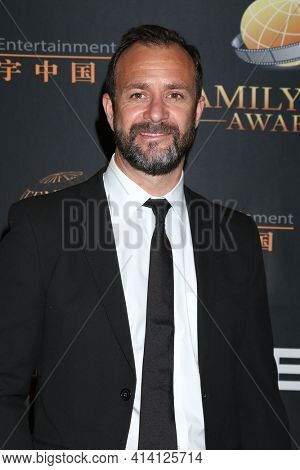 LOS ANGELES - MAR 24:  Matt Shapira at the 14th Family Film Awards at the Universal Hilton Hotel on March 24, 2021 in Universal City, CA