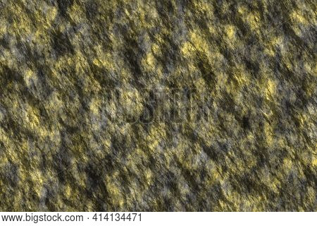Beautiful Yellow Humid Stonework Digital Graphics Backdrop Illustration