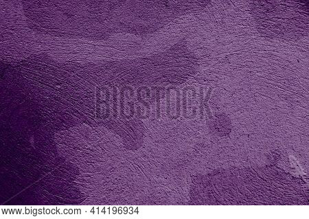 Purple Background With Shades Of Purple For Text And Design. Purple Watercolor Texture