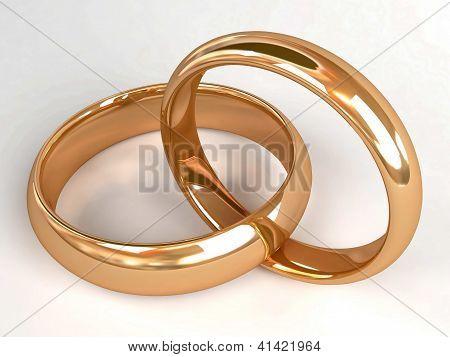 Inseparable rings