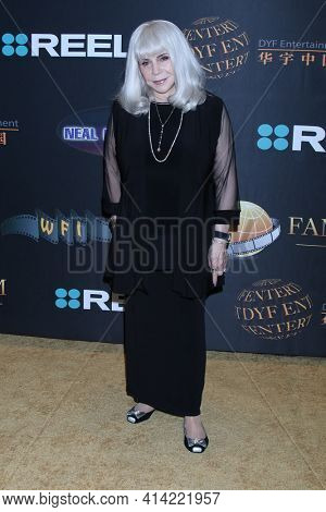 LOS ANGELES - MAR 24:  Elizabeth Travis, aka Mrs Randy Travis at the 14th Family Film Awards at the Universal Hilton Hotel on March 24, 2021 in Universal City, CA
