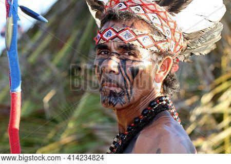 Pataxo Indigenous Games