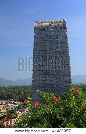 Shiva Temple in India.