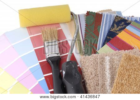rapair and decoration planning