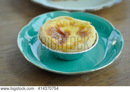 Tart, Cheese Tart And Cake  For Serve