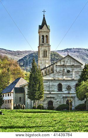 Church in HDR
