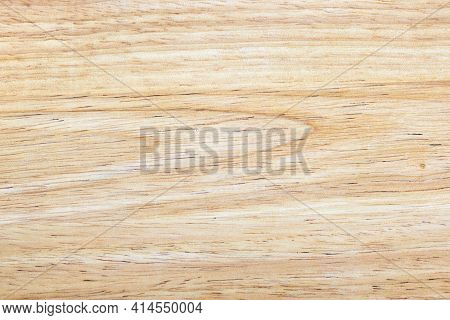 Wood Or Plywood For Background, Light Wooden Table With Nature Color And Pattern. Wood Texture Abstr