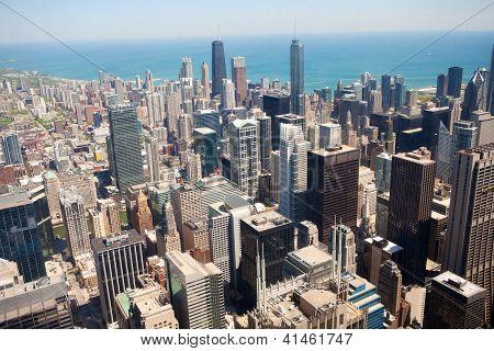 Summer Day In Chicago