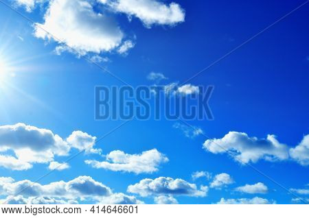 Blue sky,sky background,picturesque sky,vast blue sky landscape Sky landscape.Sky background.Dramatic blue sky background,scenic sky landscape,sky panoramic scene,sunny blue sky, sky landscape,blue sky view